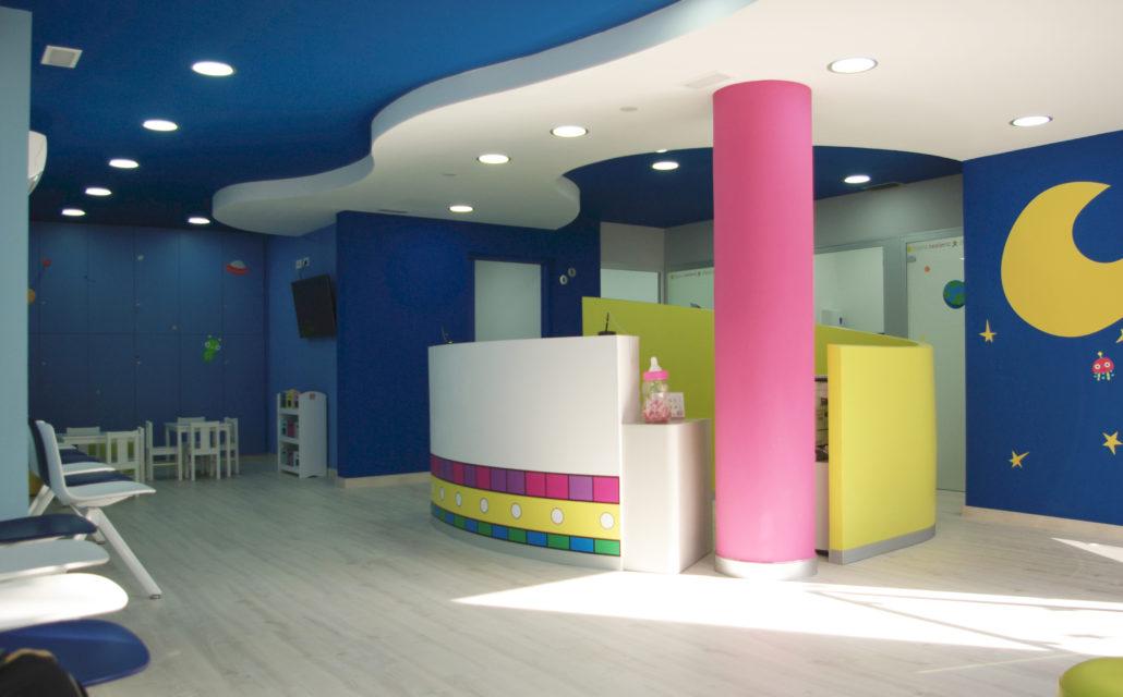 Reforma de l'espai del centre mèdic Digest