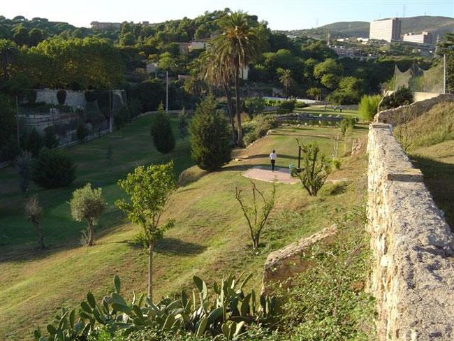 Pla especial a l'entorn del Castell de Godmar. Badalona