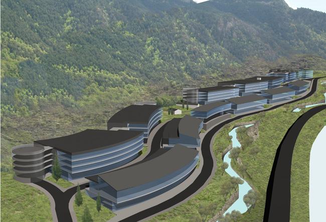 Projecte Andorra Hotel Xavier Plana