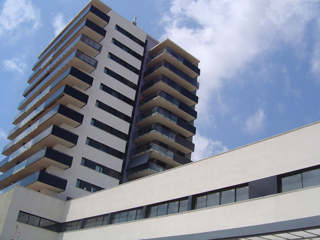 projecte d'habitatge mestava a Badalona