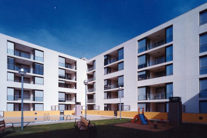 Projecte d'habitatge Urbis a Badalona